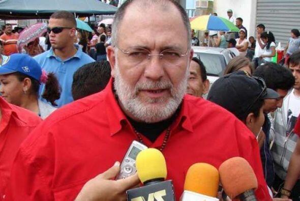 Mario Silva, conductor del programa La Hojilla, fanático castro-chavista...