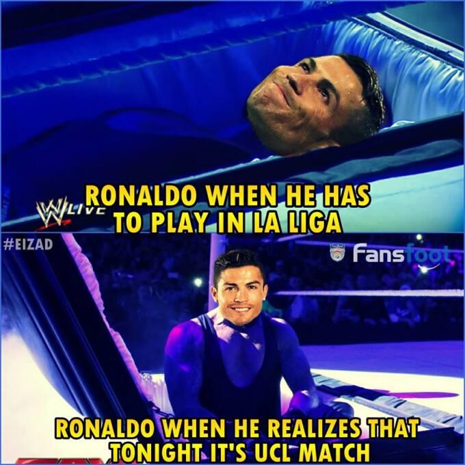 Cristiano Ronaldo marcó gol y los memes se rindieron a sus pies 24852085...