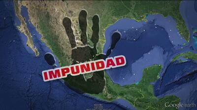 México, el segundo lugar en impunidad