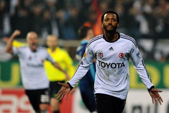 El cuadro turco se impuso por 3-1 y así las dos escuadras están en 16vos.