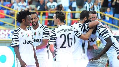 Juventus cierra el torneo en la Serie A con un triunfo en Bolognia