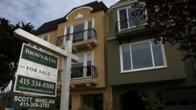 Debido a un retroceso en la compra de viviendas, las solicitudes de créd...