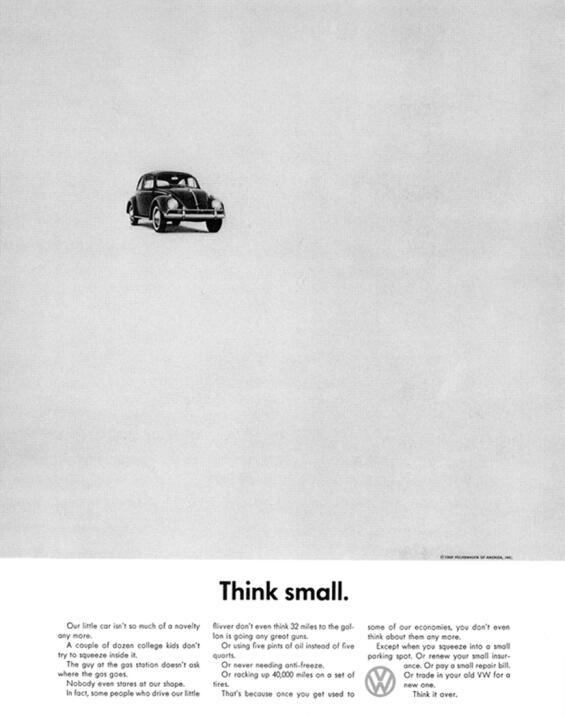 La fascinante historia del primer Volkswagen volkswagen_think_small.jpg