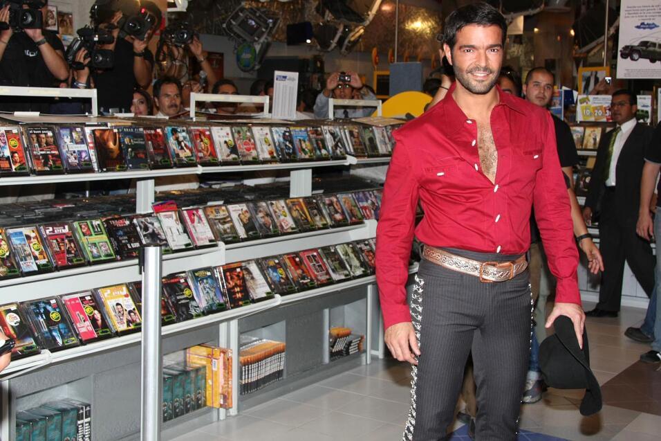 Pablo Montero en Mira Quién Baila.