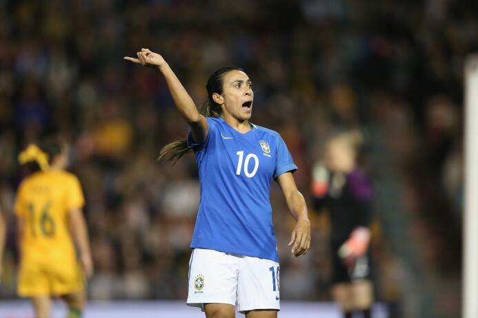 3. Marta (brasil / Orlando Pride) - 80 puntos