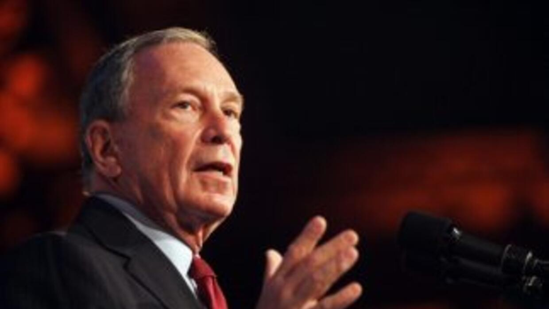 El alcalde de Nueva York, Michael  Bloomberg, destacó que existen más ne...