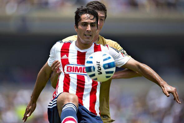 El Guadalajara necesita hacer funcionar su ofensiva, los delanteros del...