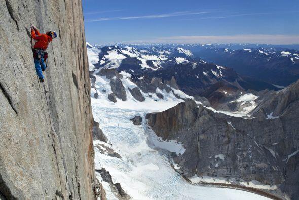 Tras viajar a La Patagonia, en 2012, hizo realidad su sueño de ser el pr...