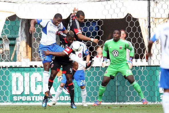 El United dominó a su rival durante buena parte del encuentro.