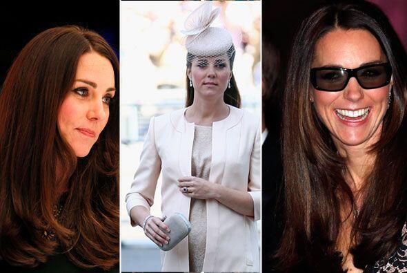 Kate Middleton ha sabido llevarse el cariño de la gente y ser un referen...