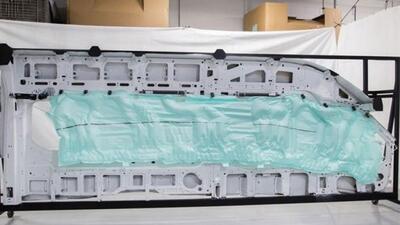 Esta nueva Airbag será la más grande producida por Ford.