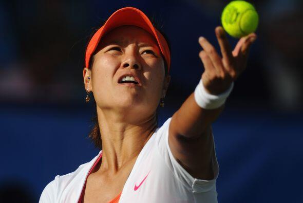 Al obtener el título histórico para china, Li Na está preparada para est...