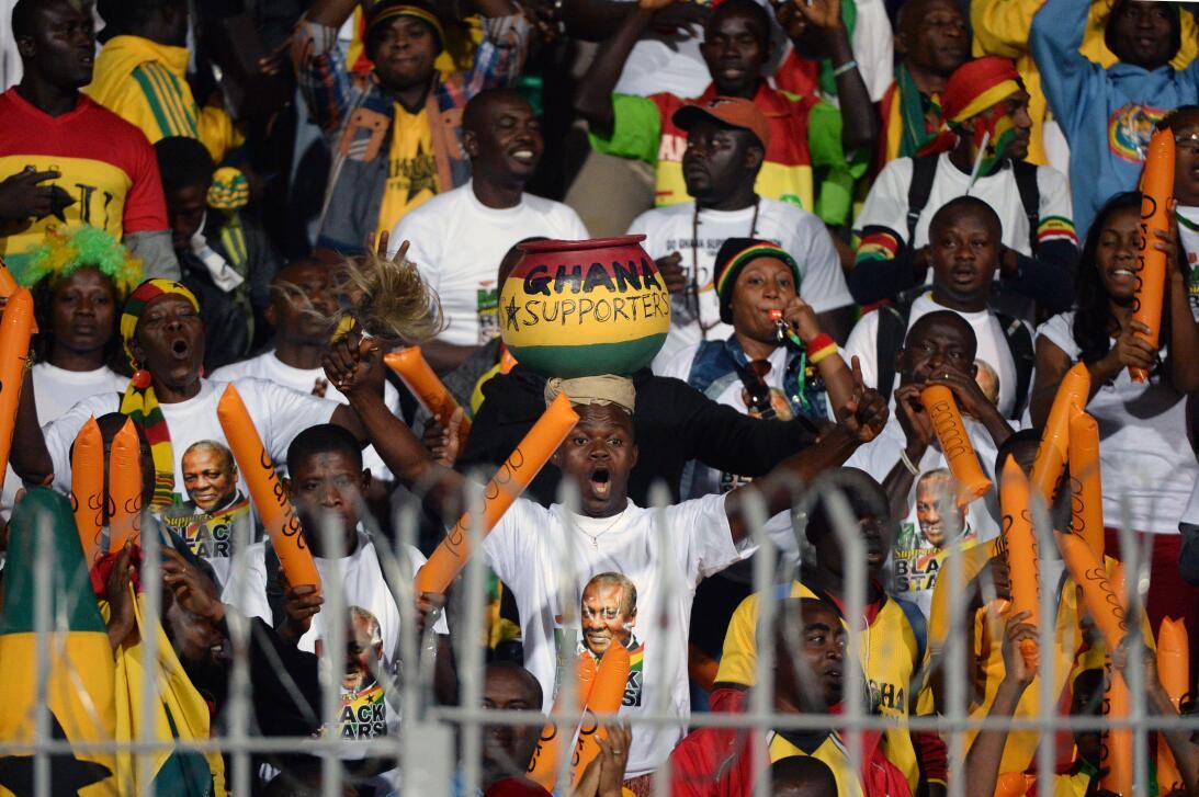 Historia de Mundiales: Ghana y su pinchazo durante Brasil 2014 gettyimag...