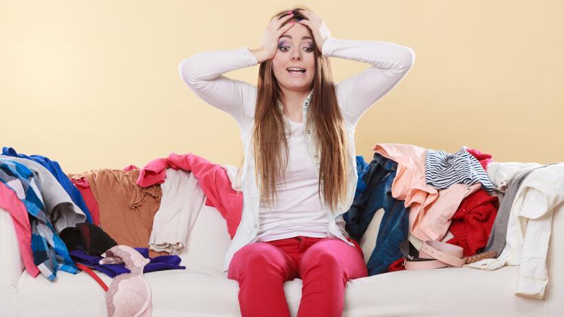 Consejos evitar el desorden