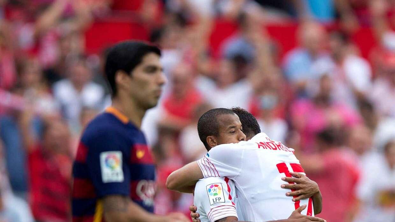 Barça extraña a Messi y cae en Sevilla