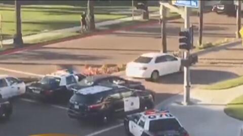 Sospechoso de tiroteo en una fiesta en San Diego habría llamado a su exn...
