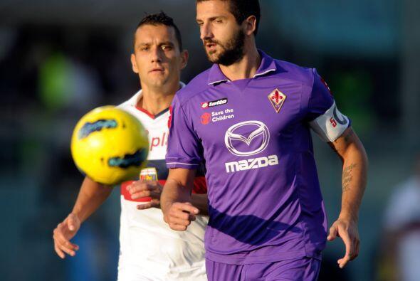 Pero el marcador final de 1-0 colocó a Fiorentina en la mitad de la gene...