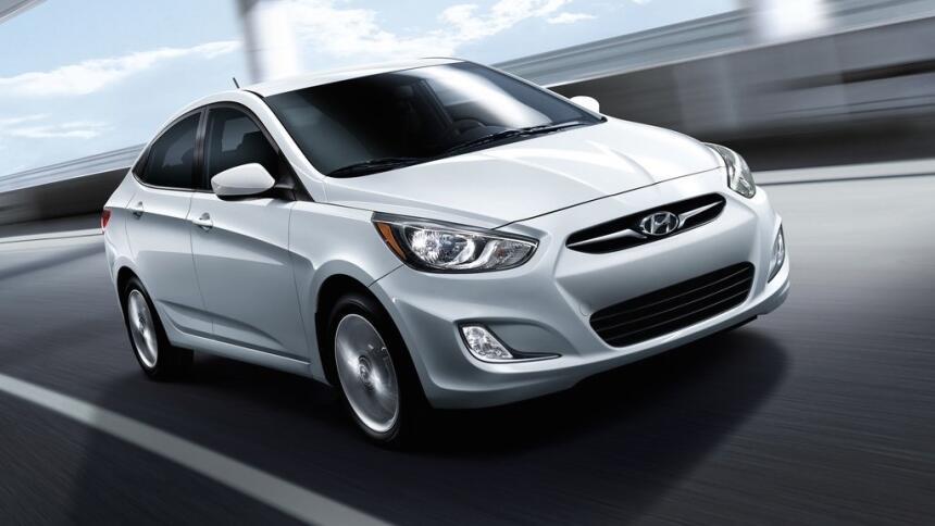 Estos son los autos con el mayor índice de mortalidad en EEUU Hyundai-Ac...