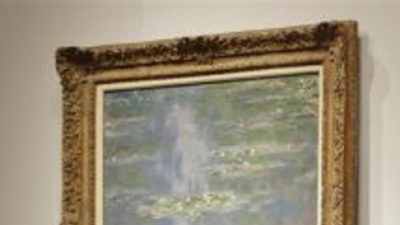 """""""Nymphéas"""", que no se exhibía al público desde 1926, fue vendida en $27..."""