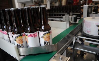 Cerveceros de México y EEUU se unen para crear la cerveza 'Amigous', con...