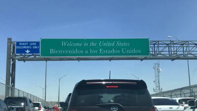 La frontera también vota. Día 14: El Paso - Ciudad Juárez