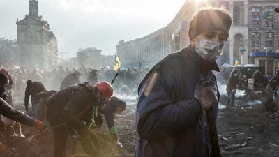 Se rompe acuerdo de paz en Ucrania
