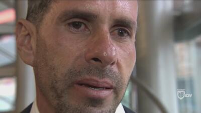 Al borde de las lágrimas, Aarón Padilla habló del premio que recibirá su padre en el Salón de la Fama del Fútbol