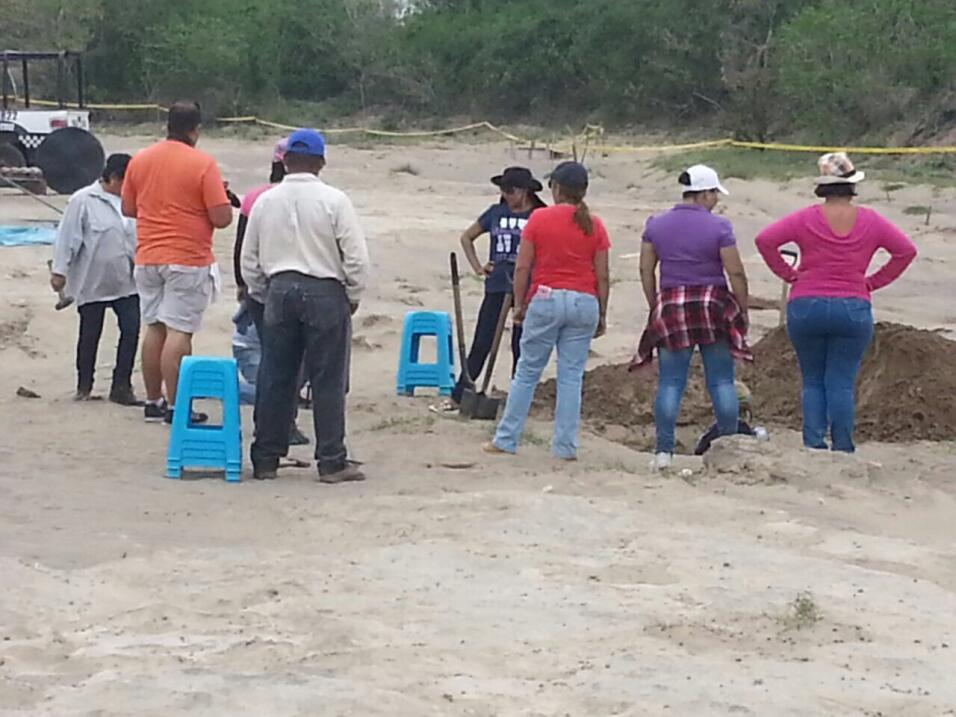 Las cifras oficiales de desaparecidos en el estado de Veracruz rondan lo...