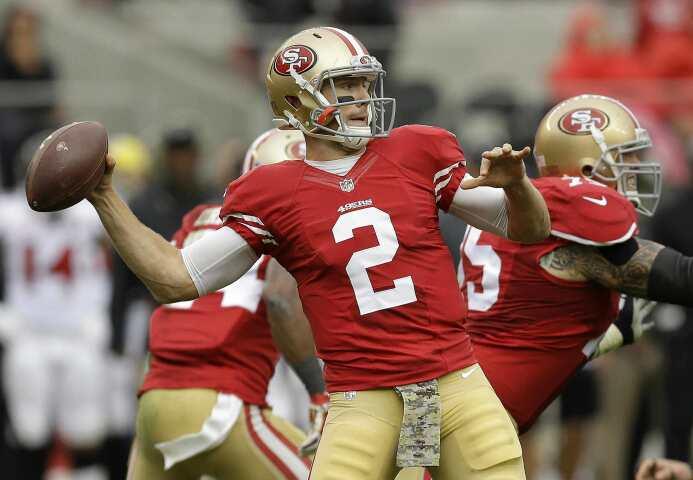 Los San Francisco 49ers se impusieron 17 - 16 a los Atlanta Falcons en e...