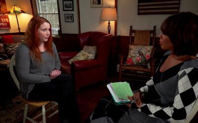 El 18 de enero, Dylan Farrow habló por primera vez en televisi&oa...