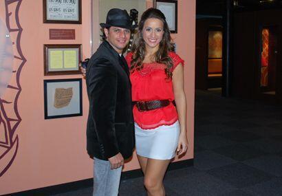 Rafa Mercadante estuvo en la audición y conversó con Melissa.