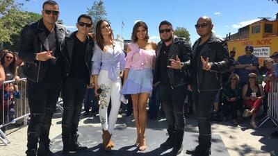 Grupo 'La Fuerza de Tijuana' cuenta la relación entre las letras de sus...