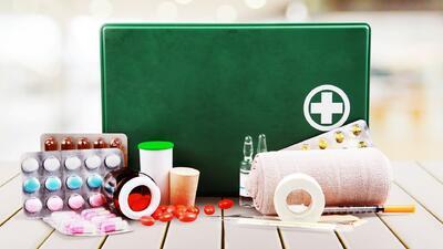 ¿Vas a salir de viaje? Este botiquín de primeros auxilios no debe faltar en tu equipaje