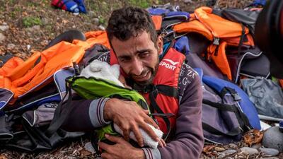A marzo de 2016 el conflicto en Siria ha desplazado de sus hogares a mil...