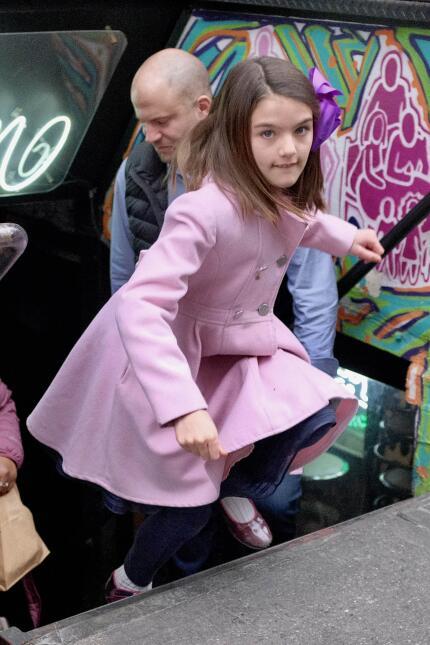 Mira cómo ha crecido la hija de Tom Cruise y Katie Holmes, Suri Cruise I...