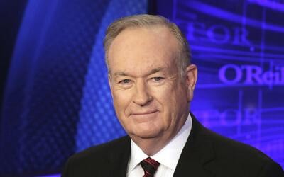 Fox News se desliga de Bill O'Reilly tras denuncias de acoso sexual