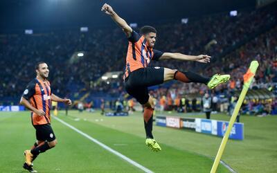 Shakhtar vs. Napoli