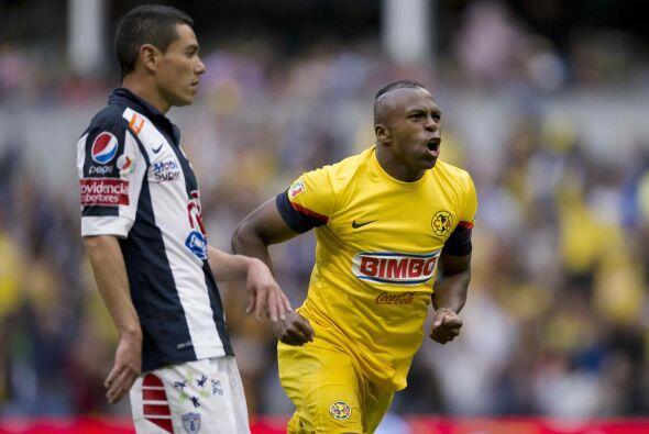 Seis meses antes en el Clausura 2012 las Águilas se toparon a los Tuzos...