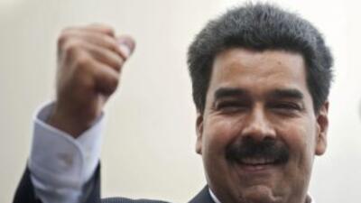 Nicolás Maduro, llegó hoy a Cuba, donde permanece hospitalizado desde di...