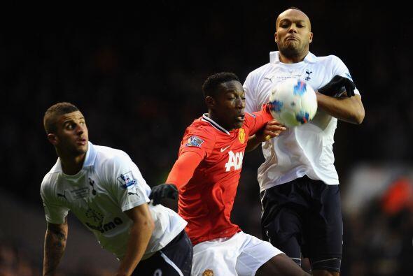 Tottenham no encontraba la fórmula necesaria para recortar la diferencia...