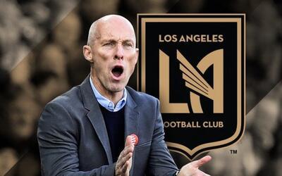 Bob Bradley, primer entrenador en la historia de Los Angeles FC.