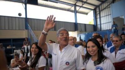 Norman Quinjano, alcalde de San Salvador.