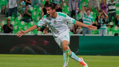 Diego 'Pulpo' González deja Santos para fichar por Racing Club de Argentina