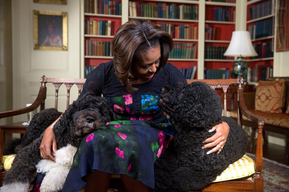 Michelle Obama en los ojos de su fotógrafa personal 14081563562-c79e20d1...