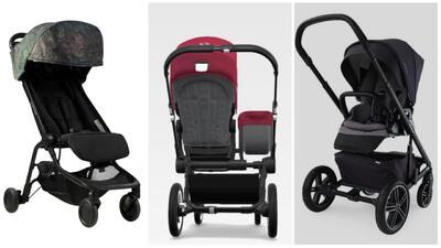 ¿Sabes cuál es el mejor cochecito para tu bebé?