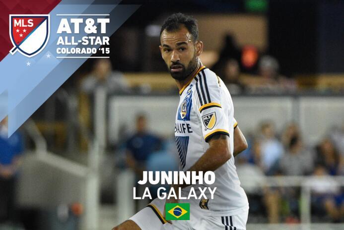 Jugadores del Equipo de las Estrellas de la MLS