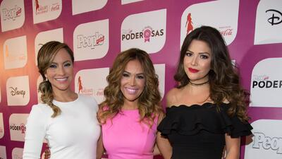 La fiesta de 'Las 25 Mujeres más Poderosas' de People en Español