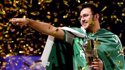 En fotos: Mosaad Aldossary ganó el Mundial de eGames de la FIFA