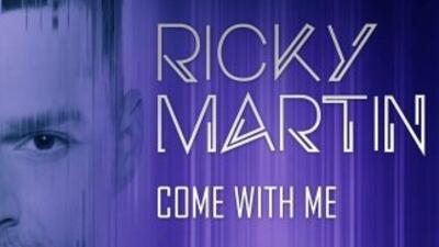 'Come With Me' ocupa el número uno del listado Latin Airplay de Billboar...