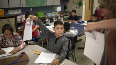 Una corte le exige a Nuevo México invertir más en educación debido al triste estado de su sistema escolar
